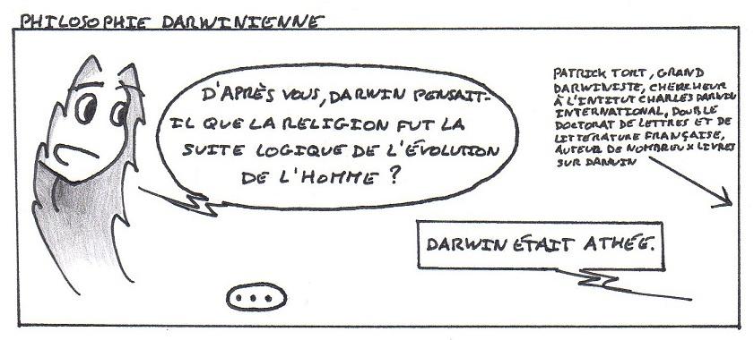 Philosophie-darwinienne