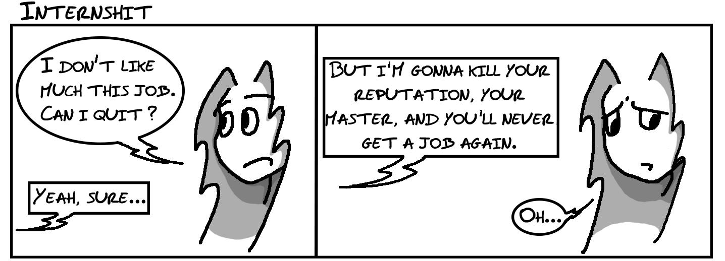 Internshit